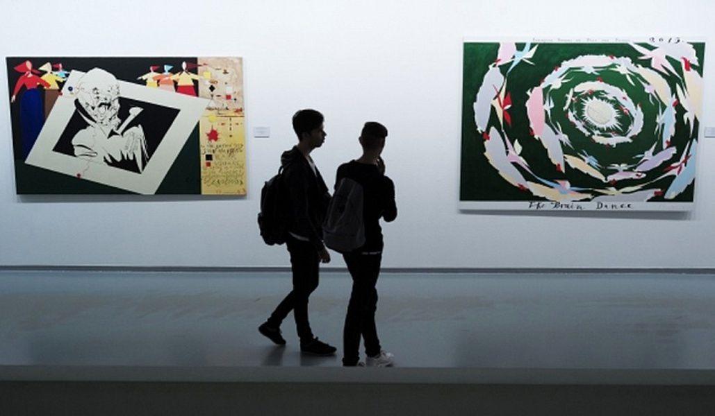 Выставка «Палимпсест»