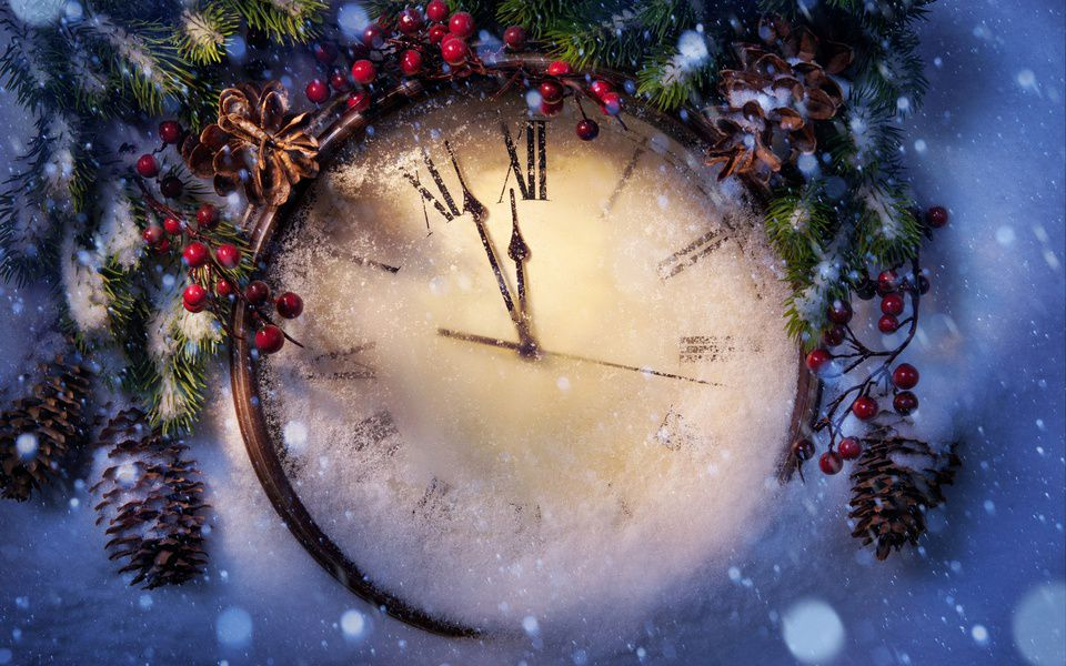 Концерт «За пять часов до Нового года»