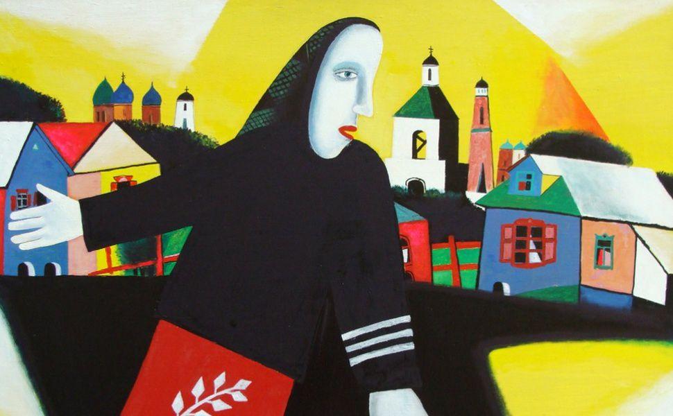 Выставка «Русский рай»