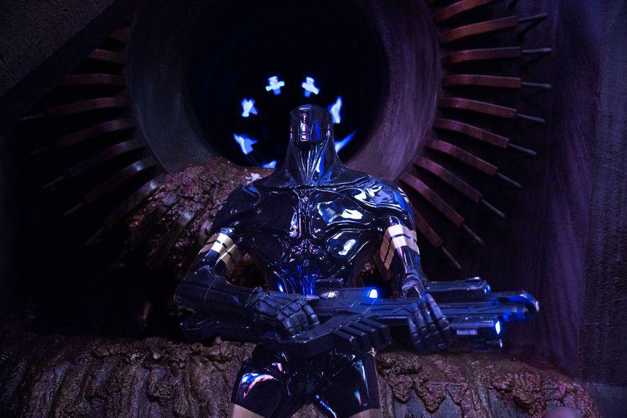 Выход в прокат фильма «Валериан и город тысячи планет»