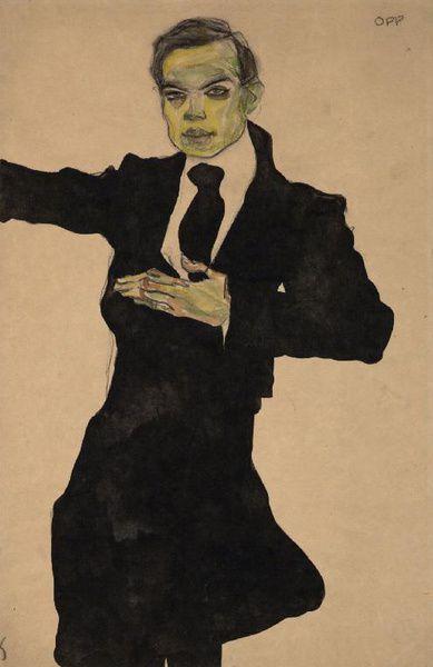 Выставка «Рисунки Климта и Шиле из собрания музея Альбертина»