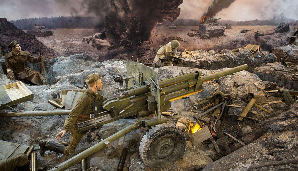 Трёхмерная панорама «Москва. 1941. Контрнаступление»