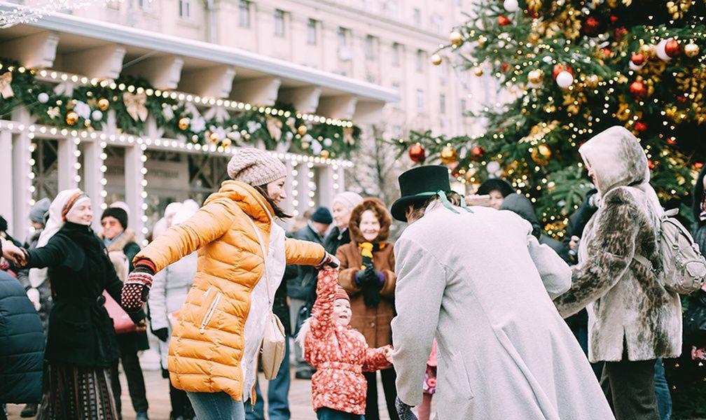 Дни Франции на фестивале «Путешествие в Рождество»
