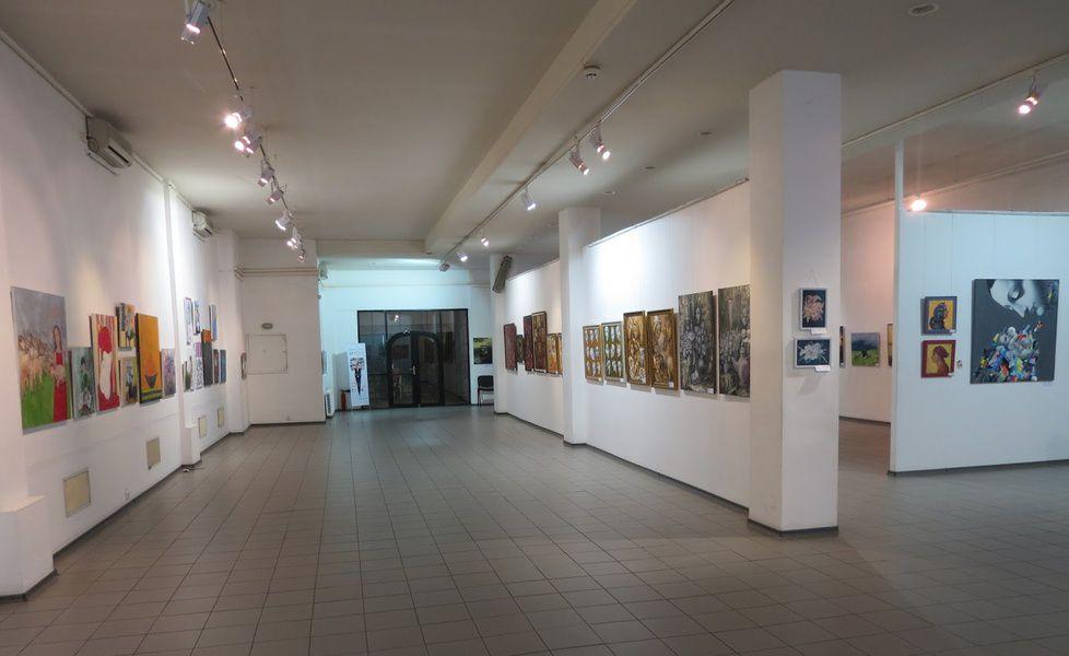 ХІV Международная выставка-конкурс современного искусства Ukrainian Art Week
