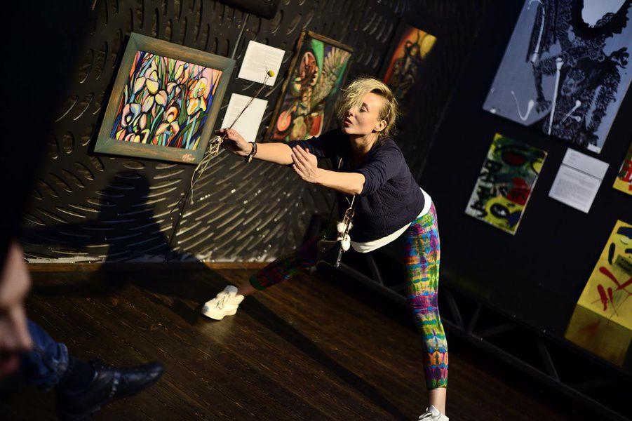 Шоу о современном искусстве Glitch Art