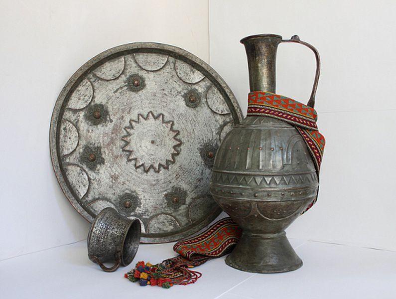 Выставка «Дербент–2000. Дагестан. Россия»