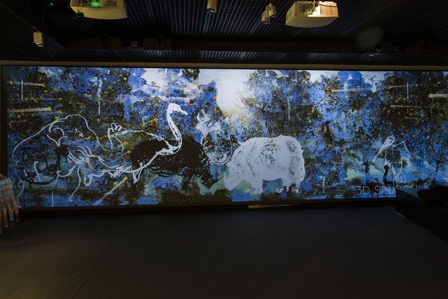 Новогодние праздники в Музее АЗ «Волшебная клетка»