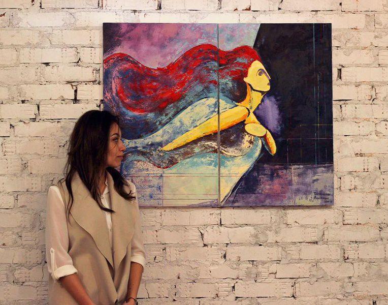 Выставка Анастасии Тарасенко Autumn Show