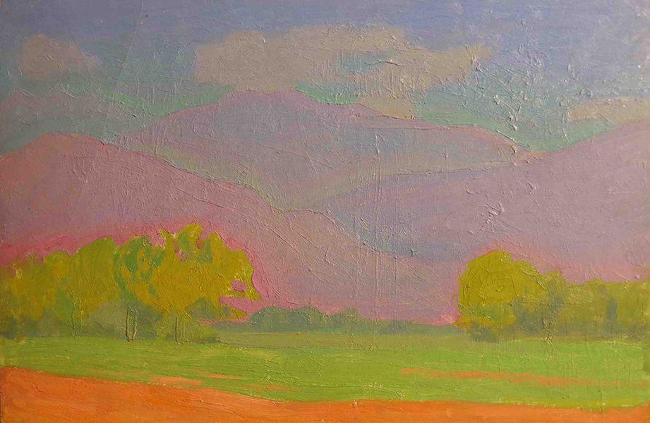 Выставка «В защиту радуги»