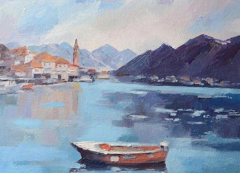 Выставка произведений Марии Клюевой