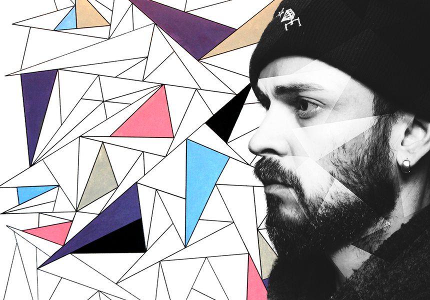 Открытие выставки «Илья Грек: геометрия жизни»