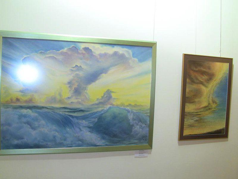Выставка «Ладонями к небу»