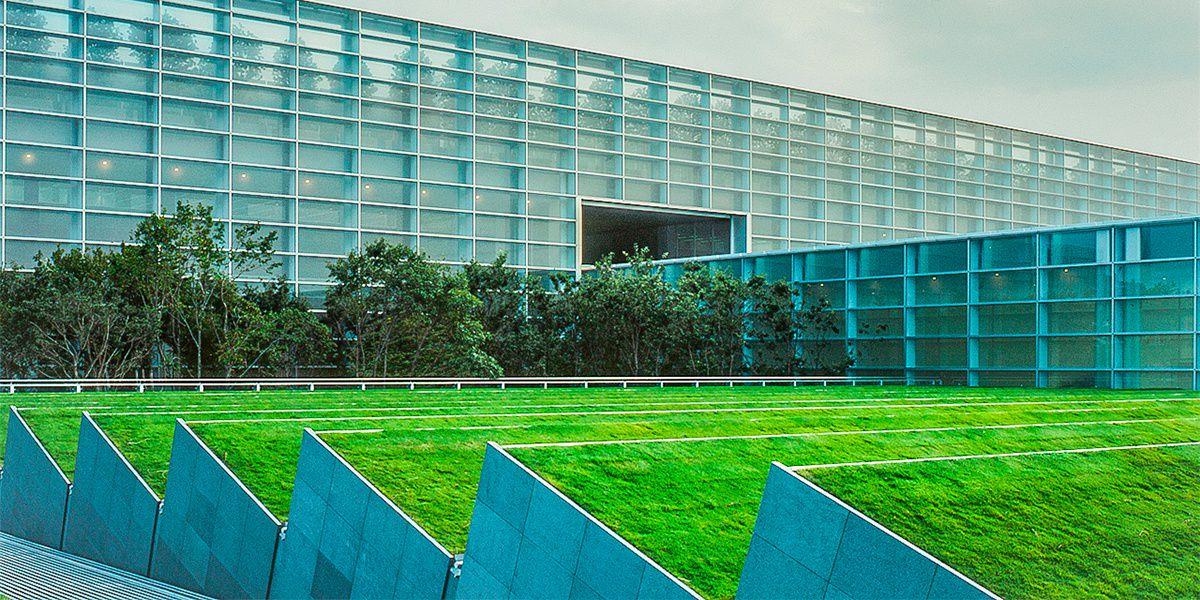 Выставка «Параллельная Япония: современная японская архитектура 1996–2006»