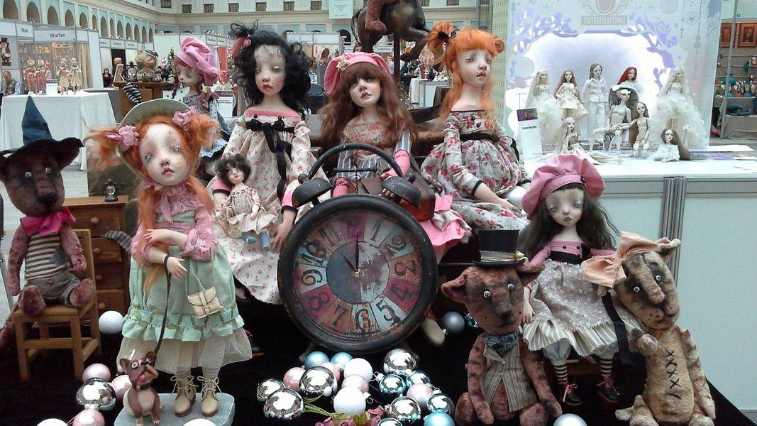 «Искусство куклы – 2015». VI Московская международная выставка