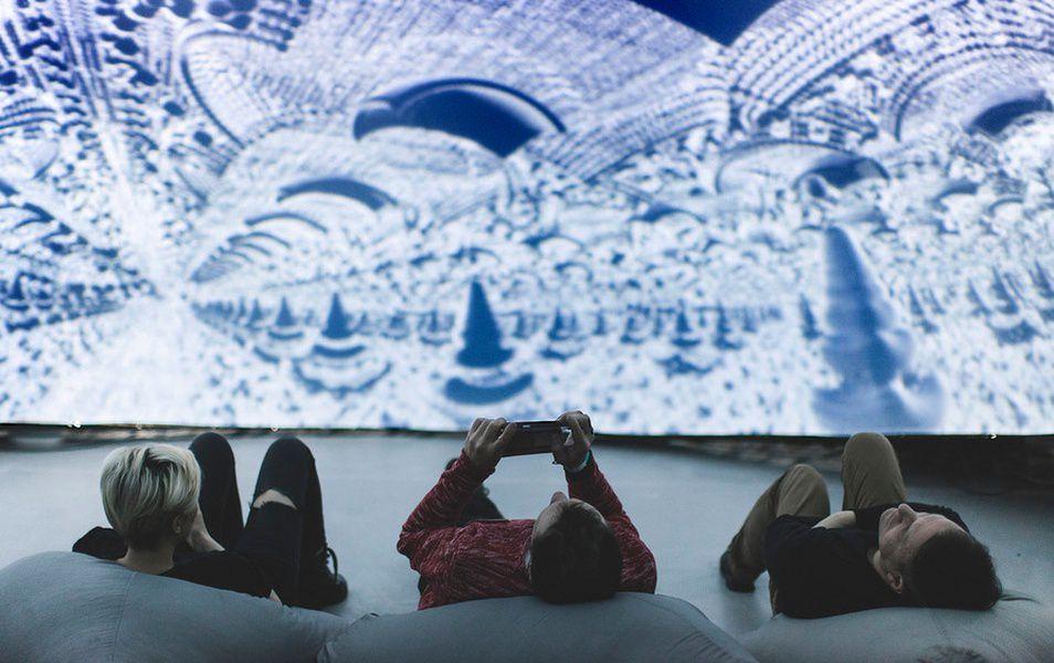 Выставка «Искусство взаимодействия»