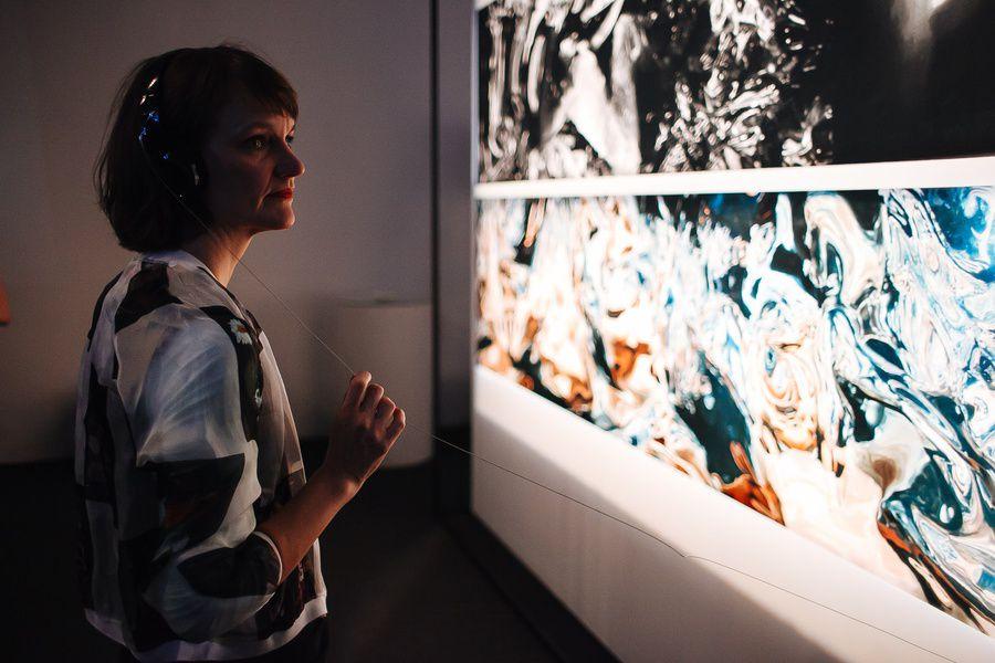 Выставка «ОНА. Образы искусственного интеллекта»