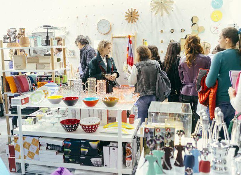 IV международная выставка предметов интерьера и декора InDecor Moscow