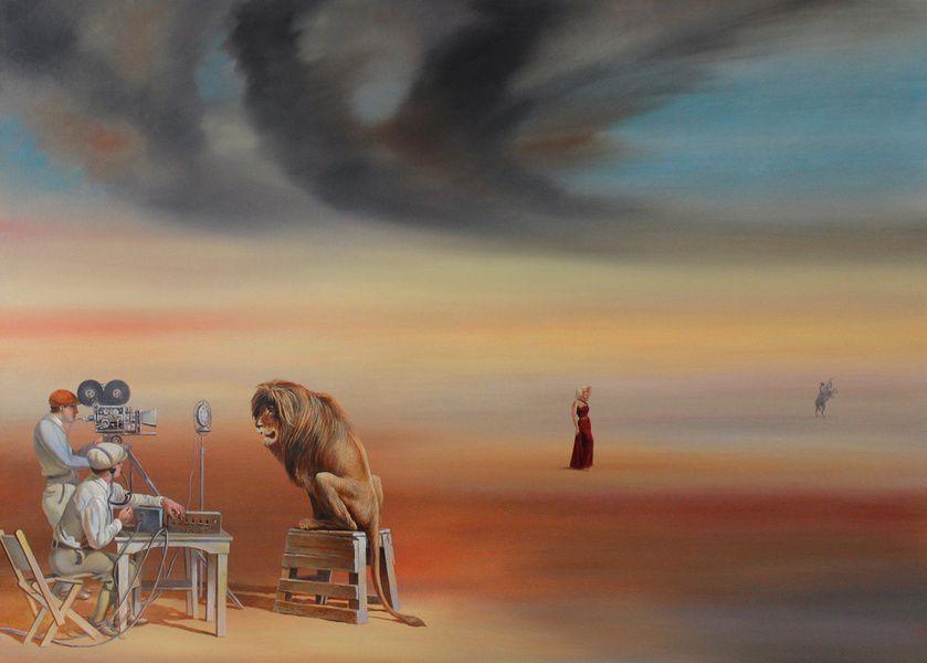Выставка «Сны о чём-то большем»
