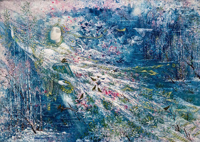 Выставка «Небесное и земное»