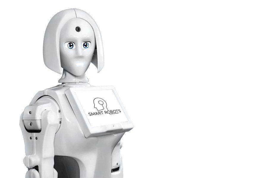 Интерактивная шоу-выставка роботов Smart Robots v. 1.0