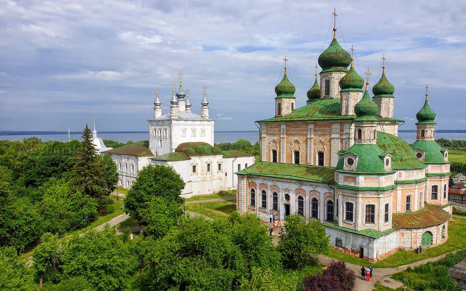 Выставка «Золотое кольцо России»