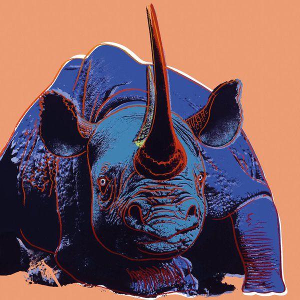 Выставка «Энди Уорхол. Вымирающие виды»