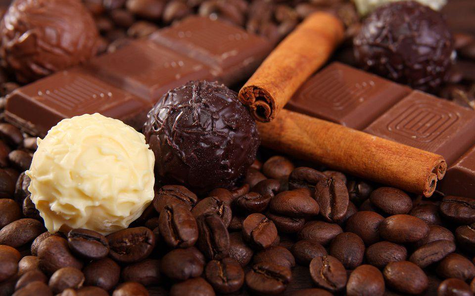 VI Салон шоколада
