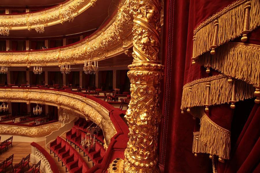 В каких театрах москвы есть скидки для пенсионеров