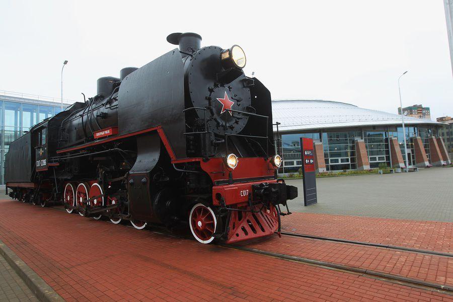 Новый музей железных дорог откроется в здании локомотивного депо в Петербурге