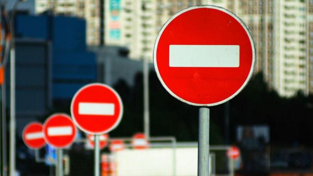 Большой проспект Васильевского острова закроют для транспорта доконца апреля