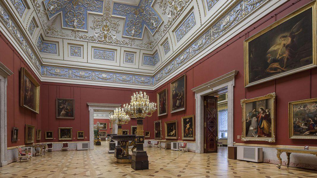 Государственный Эрмитаж вошел втоп-25 самых известных утуристов музеев мира