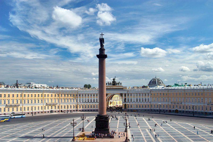 Программисты ИТМО определили самые известные места Петербурга в социальная сеть Instagram