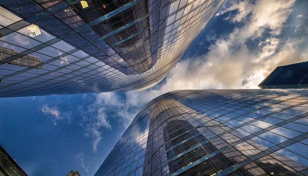 В «Москва-Сити» достроили комплекс «Башня Федерация»
