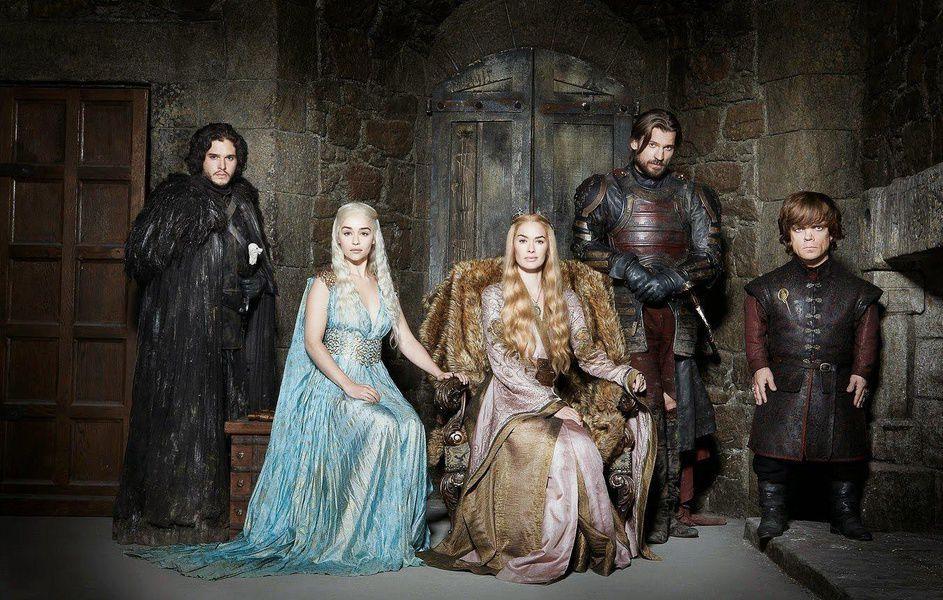Джордж Мартин изгнал драконов иЛаннистеров изприквела «Игры престолов»