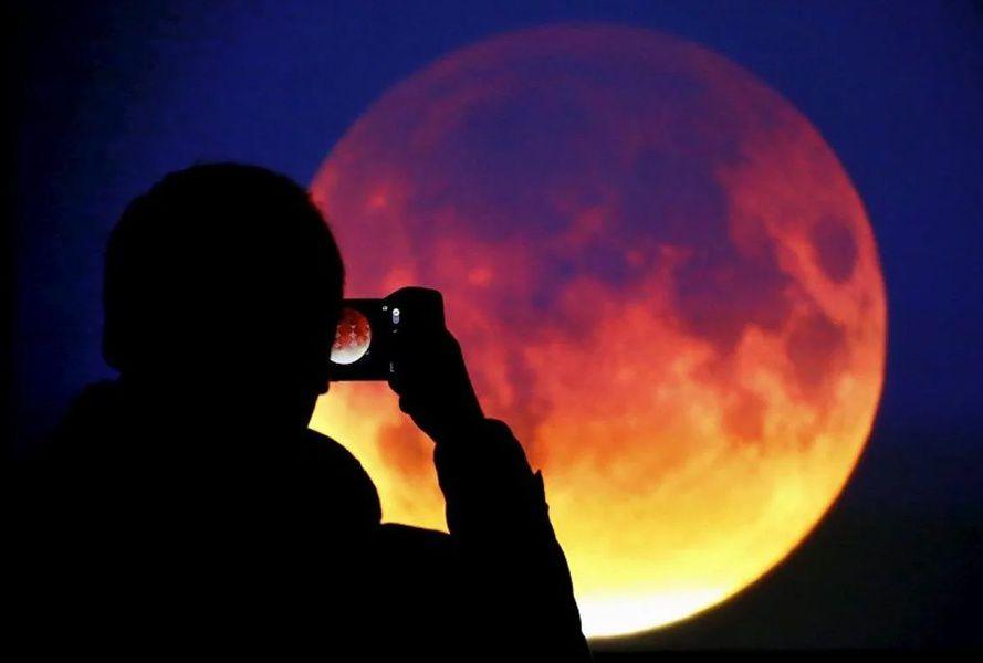 Загадываем желания. жителей столицы ожидают звездопад икровавая луна зимой