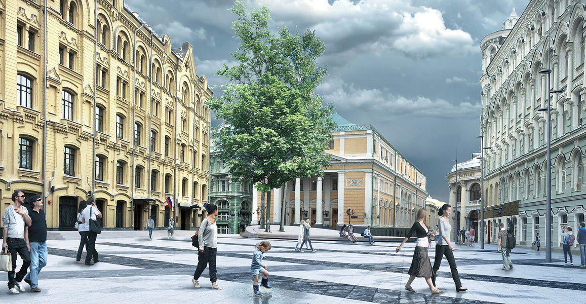 Биржевую площадь в столице с23сентября перекроют для движения транспорта