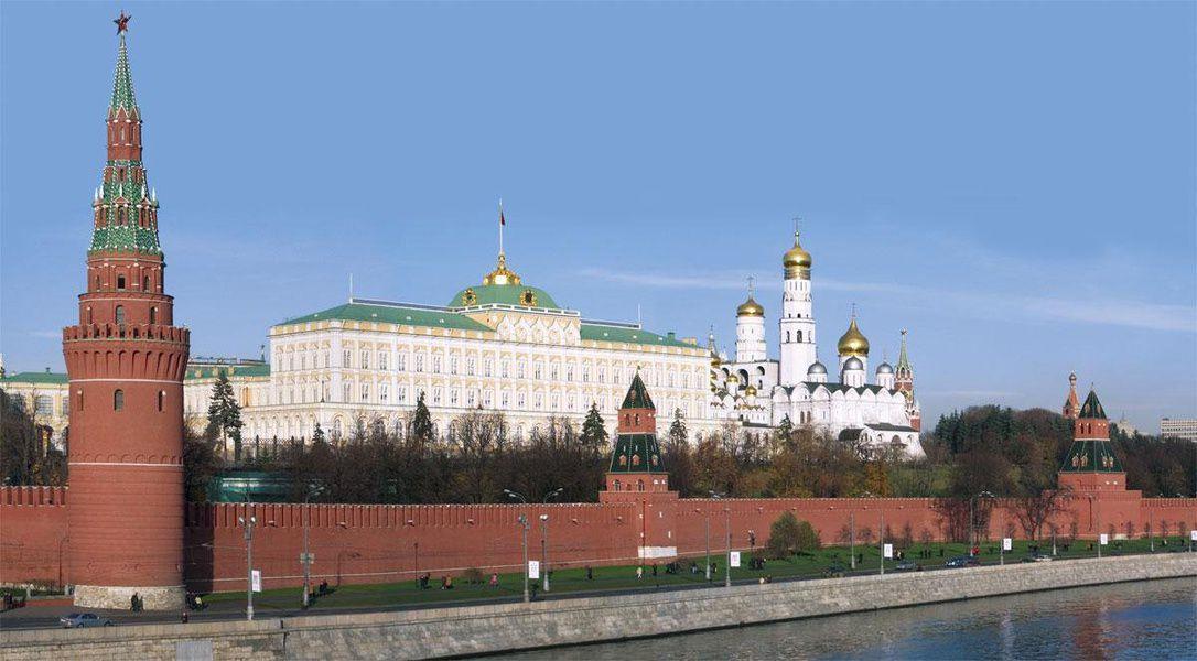 Стал известен график посещения московского Кремля налетний туристический сезон