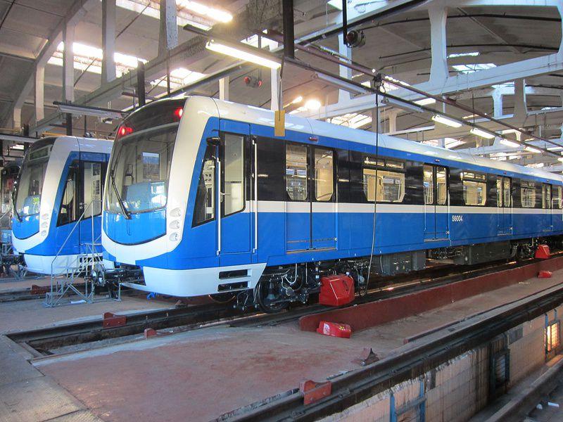«Вагонмаш» поставит Петербургскому метрополитену семь составов за4 млрд руб.
