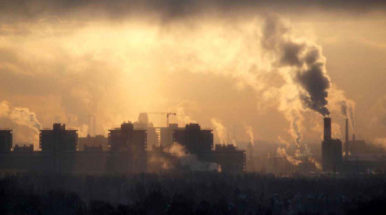 ВМО: концентрация диоксида углерода ватмосфере достигла рекордной отметки