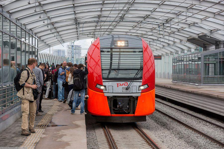 Беспилотные поезда появятся наМЦК в 2020г
