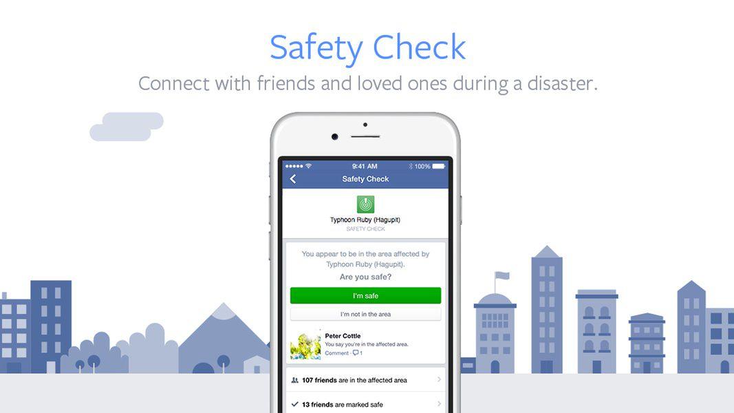 Юзеры социальных сетей вПетербурге могут пользоваться особой «кнопкой»: Явбезопасности