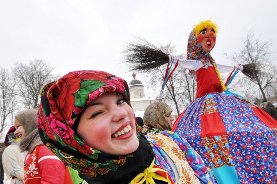 В столице России впервый раз пройдет фестиваль «Московская Масленица»