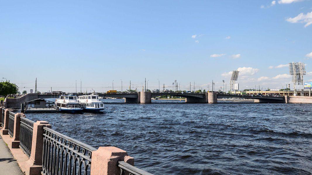 Движение транспорта поТучкову мосту вобе стороны откроется вконце осени
