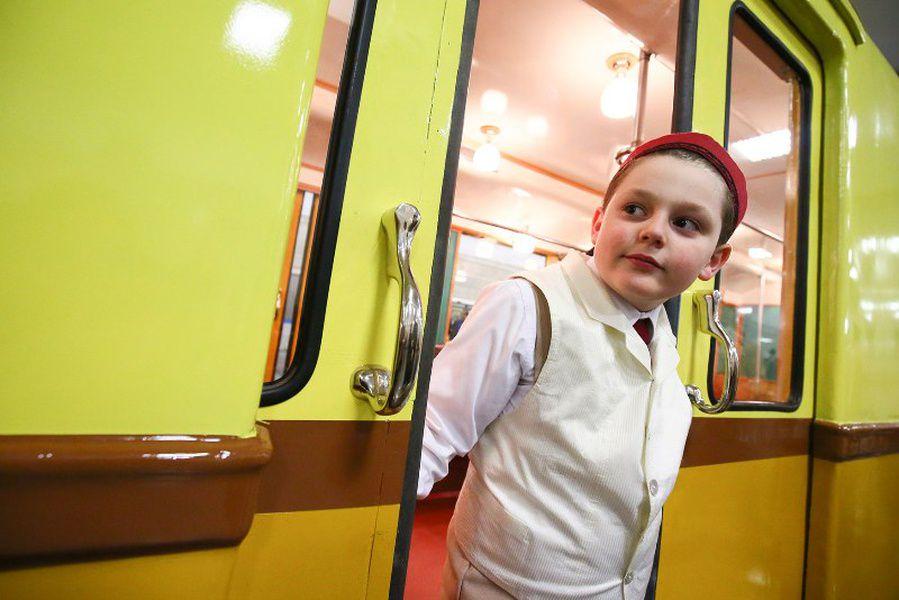 В столице России стартовала акция «Детские голоса вметро»