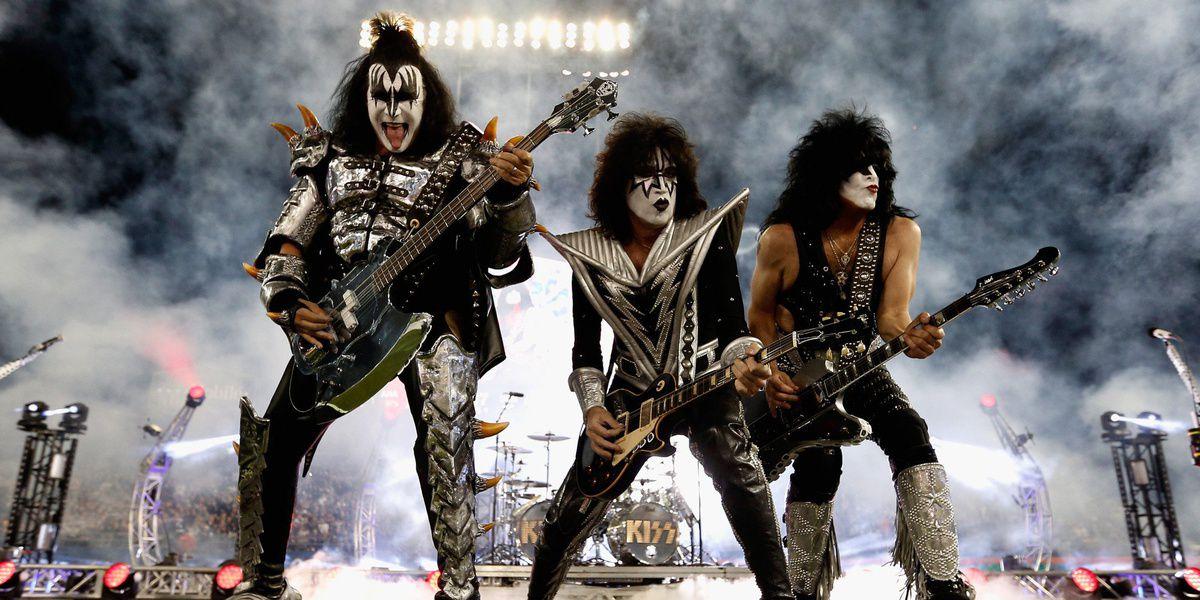 Kiss выступит вПетербурге врамках заключительного тура группы