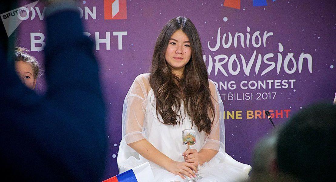 Одержавшая победу на«Детском Евровидении— 2017» выступит вКазани