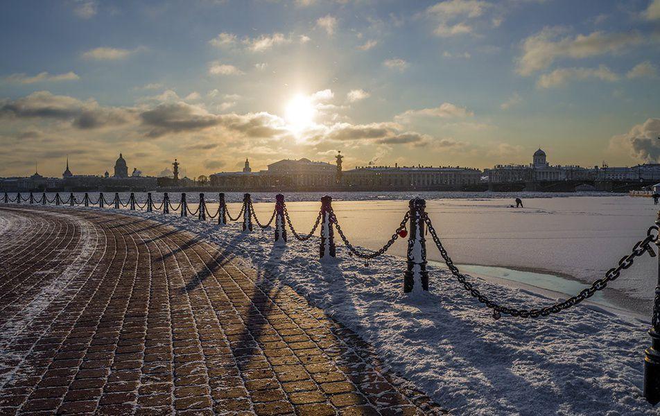ВПетербурге похолодает доминус 15 градусов