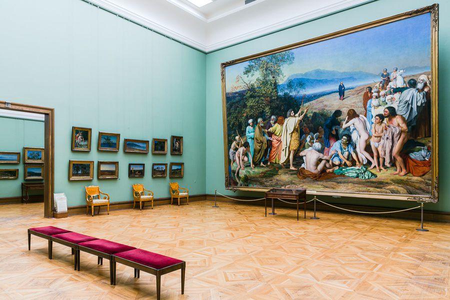 ВТретьяковской галерее открылся 1-ый в Российской Федерации музейный кинотеатр