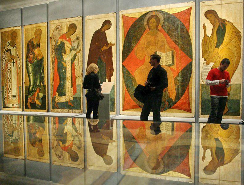 Выставка «Шедевры Византии» вТретьяковской галерее откроется для гостей 8февраля