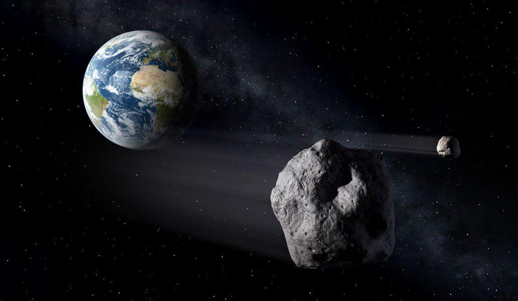 12октября наЗемлю опустится огромный астероид— Астрономы